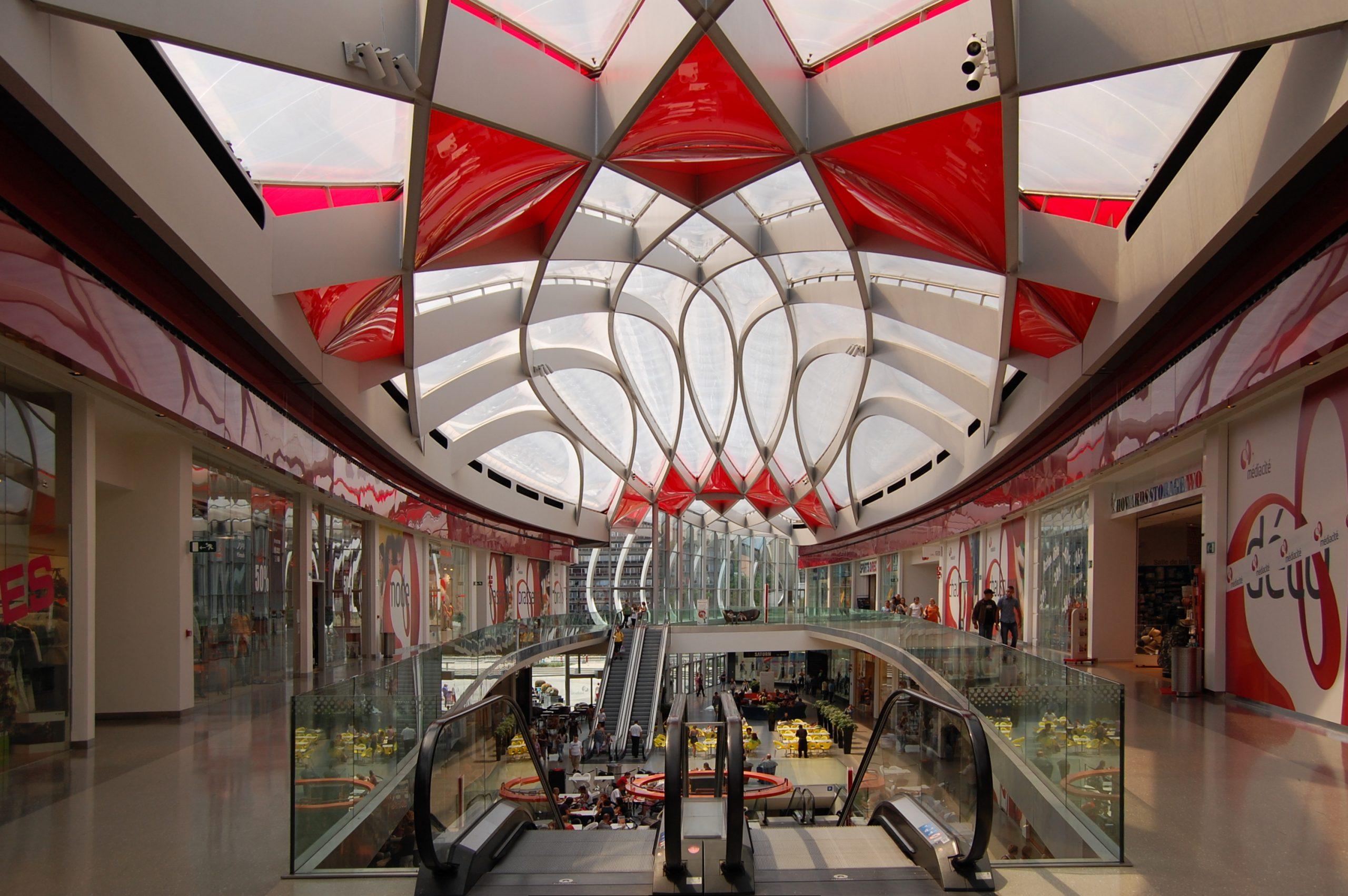 Médiacité, un centre commercial durable pour une Liège qui renaît